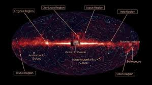 Map Of Universe Sen Space Television