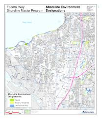 City Of Seattle Zoning Map by Maps City Of Federal Way