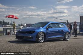 volkswagen scirocco 2016 modified full drivetrain swap the quattro scirocco speedhunters