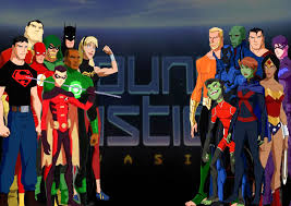 young justice young justice 2016 animated hd wallpapers