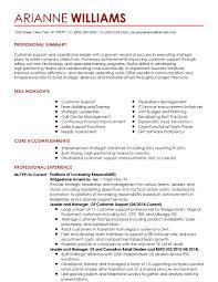 skills and accomplishments resume examples job skill list