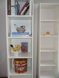 billy white bookcase ikea u0027billy u0027 bookcase white h 202 cm x w 40 x d 28 in