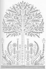coloring pages printable nature coloring pages tree coloring