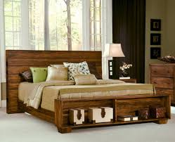 solid wood platform storage bed a home decorations collection