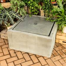 water trough planter browse planters and water features at burford garden company