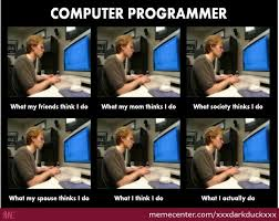 Programer Meme - programmer life by xxxdarkduckxxx meme center