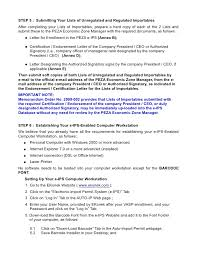 Certification Letter Of Endorsement Sample 0720 Easy Step By Step Guide To Getting Yourself E Ips Enabled Pdft
