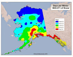 Map Of Juneau Alaska by Deep Cold Interior And Northern Alaska Weather U0026 Climate