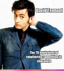 David Tennant Memes - david tennant he s that good randomoverload