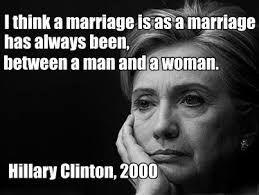 Gay Marriage Meme - the washington post looks at hillary clinton s history on same sex