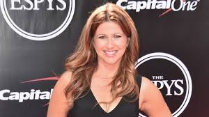 rachel thinning hair espn s rachel nichols delivers strong commentary on gun violence