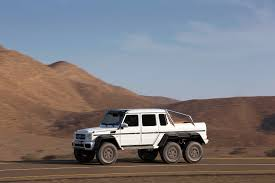 mercedes g class 6x6 g63 amg 6x6 makes quite an appearance at moscow raceway