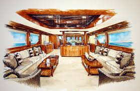 naval architect boat builderss and yacht interior designers