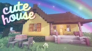 cute house minecraft youtube