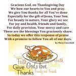 thanksgiving prayers the bible thanksgiving blessings