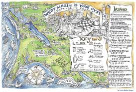 Marin Maps West Marin Is Your Oyster Exploring Tomales Bay Hog Island