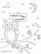 recycling can coloring page art clip recycling recycle symbol