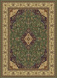 Milliken Area Rugs by Amazon Com Silk Traditional Area Rug Sage Green Rug 2x8 Rug Silk