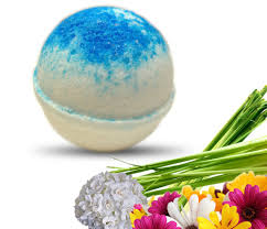 beach daisies bath bomb 6 oz u2013 bathbombfizzle