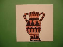Greek Vase Painting Techniques Let U0027s Draw A Greek Vase Youtube