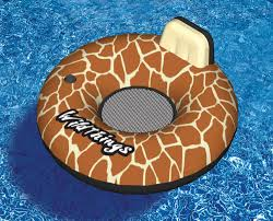 wildthings animal print pool float poolstore com