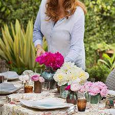 outdoor entertaining with kathryn ireland traditional home