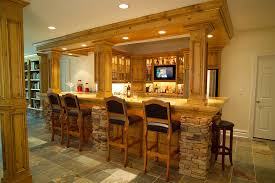 Building A Basement Bar by Home Bars Pictures Custom Bar Cabinetry Custom Cabinets Bar
