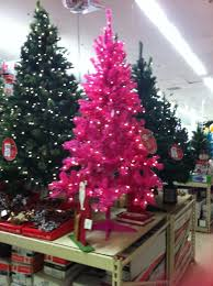 pink christmas tree hot pink christmas tree mission mission