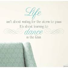 Quotes About Home Decor Wall Stickers Quotes Dance Color The Walls Of Your House