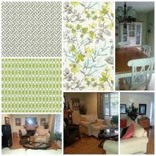 online decorating services and color advice setting for four
