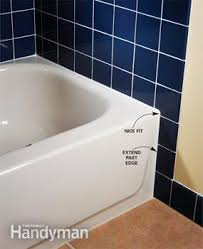 How To Replace Bathroom Tile Tile Layout For Tubs And Showers Family Handyman