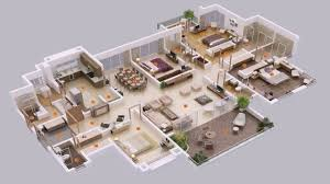 5 bedroom house plans with basement 5 bedroom house plans with guest maxresde
