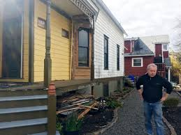 Daylight Basement Homes Portland Could Quake Proof Classic Houses By Putting Smaller Homes