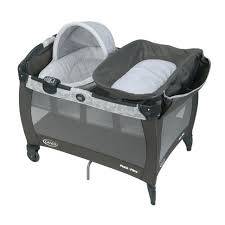 Graco Pack And Play With Changing Table Graco Pack N Play Playard With Newborn Napper Station Changing