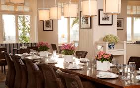 the dining room santa monica the best beachfront restaurants in los angeles