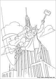 coloring pages website photo gallery thor coloring book