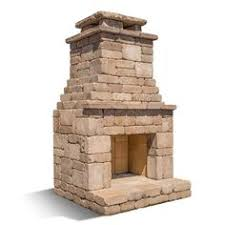 Patio Fireplace Kit by Fremont Outdoor Fireplace With Wood Boxes Patio Fire Place