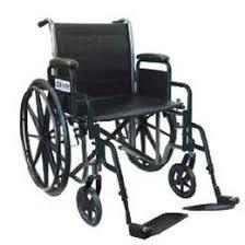 Drive Wheel Chair Silver Sport 2 Wheelchair Wheelchair Manual Drive