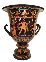 Greek Red Figure Vase Ancient Greek Red Figure Calyx Krater Europa Ceramic U2013 The Ancient
