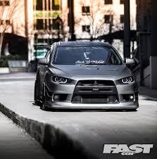 mitsubishi evo 2016 tuned mitsubishi evo x fast car