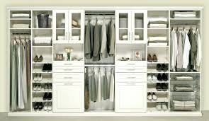 modern storage chest his and hers bedroom closet in an antique