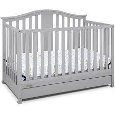 Baby Cribs 4 In 1 Convertible New Nursery 4 In 1 Convertible Infant Toddler Baby Crib With