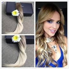 ombre extensions ombre remy hair extensions ebay