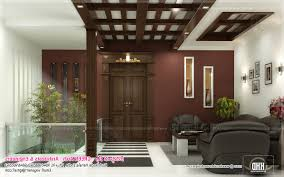 finished home in kerala interior design home combo