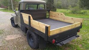 Utility Bed For Sale Willys Trucks Ewillys