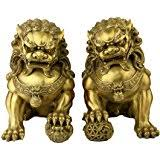 small foo dogs small pair of asian foo dogs and home