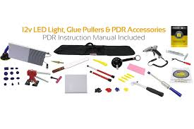 led lights for body shop 40 pc body shop tool set pdr accessories ding king pdr tool store