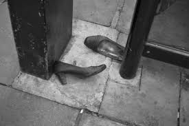 Download Black And White Floor by Free Images Shoe Black And White Street Floor Urban Travel