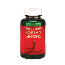 Daftar Ginseng Korea natures health korean ginseng daftar update harga terbaru indonesia