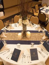 Some Simple Tips For Decorating Round Tables by Brittany U0026kyle Centerpiece4 Web Pretty Pinterest Brittany